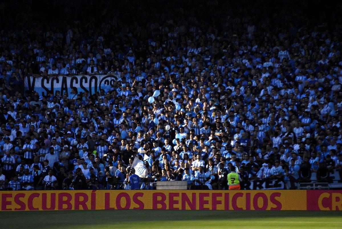 @RacingClub's photo on #BuenMartes