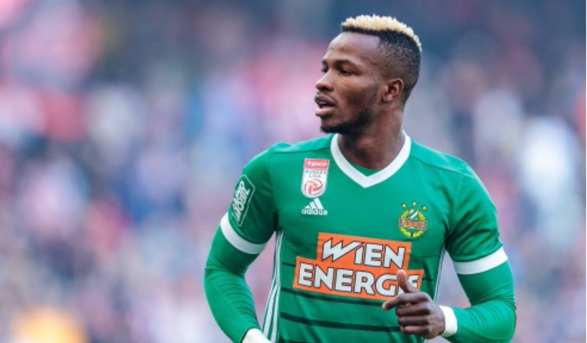 @htafcdotcom and @BurnleyOfficial are both considering a move for Rapid Vienna full-back Boli Bolingoli-Mbombo in a £3 million deal. #htafc #twitterclarets <br>http://pic.twitter.com/o6GWv0J1Ci