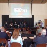 Image for the Tweet beginning: Thanks @uOttawa for hosting #IMPACT