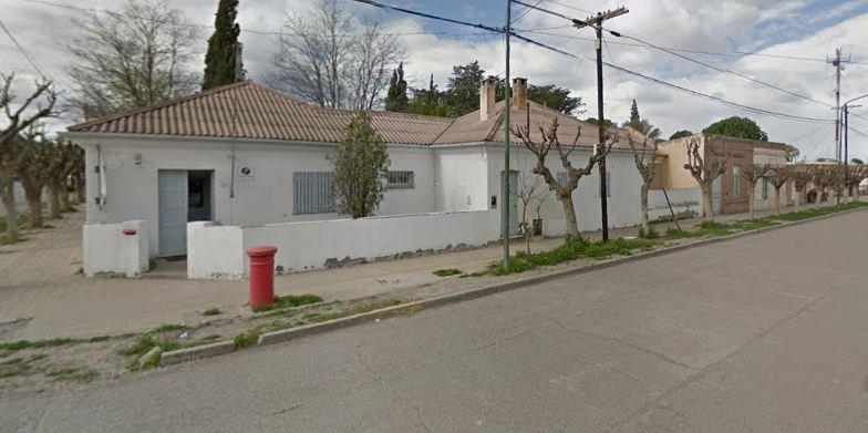 #Dolavon robaron computadoras y dinero en la sede de Correo Argentino.