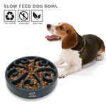 Image for the Tweet beginning: Decyam Pet Fun Feeder Dog