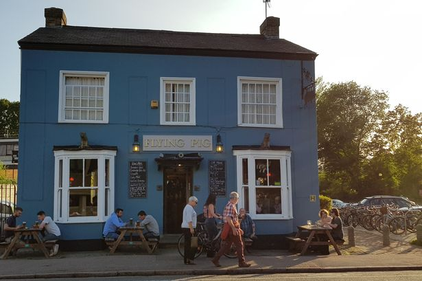beloved local watering hole - 615×409
