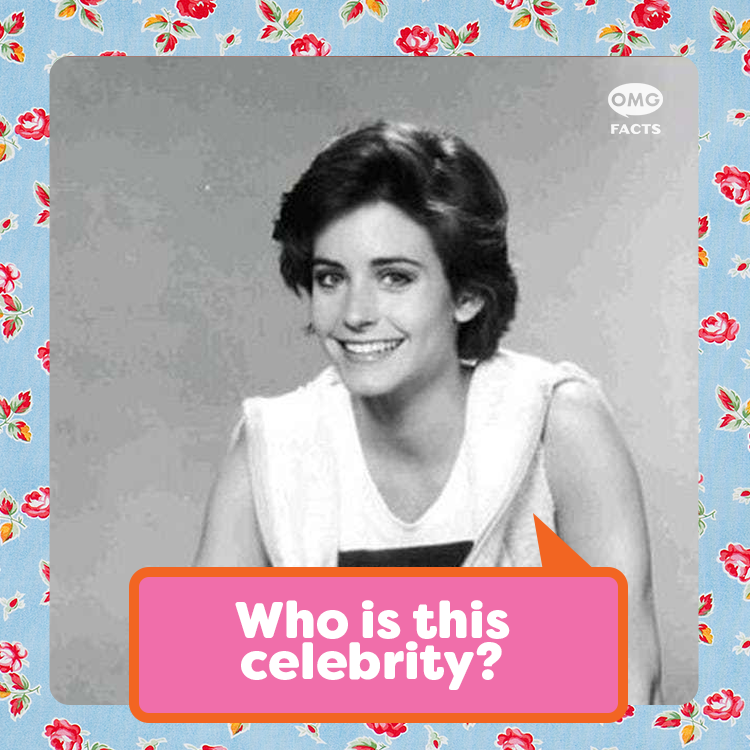 Hint: Her first ever movie was 'Masters of the Universe' in 1987. #OMGGuessWho https://t.co/Xa5kZt8y1Q