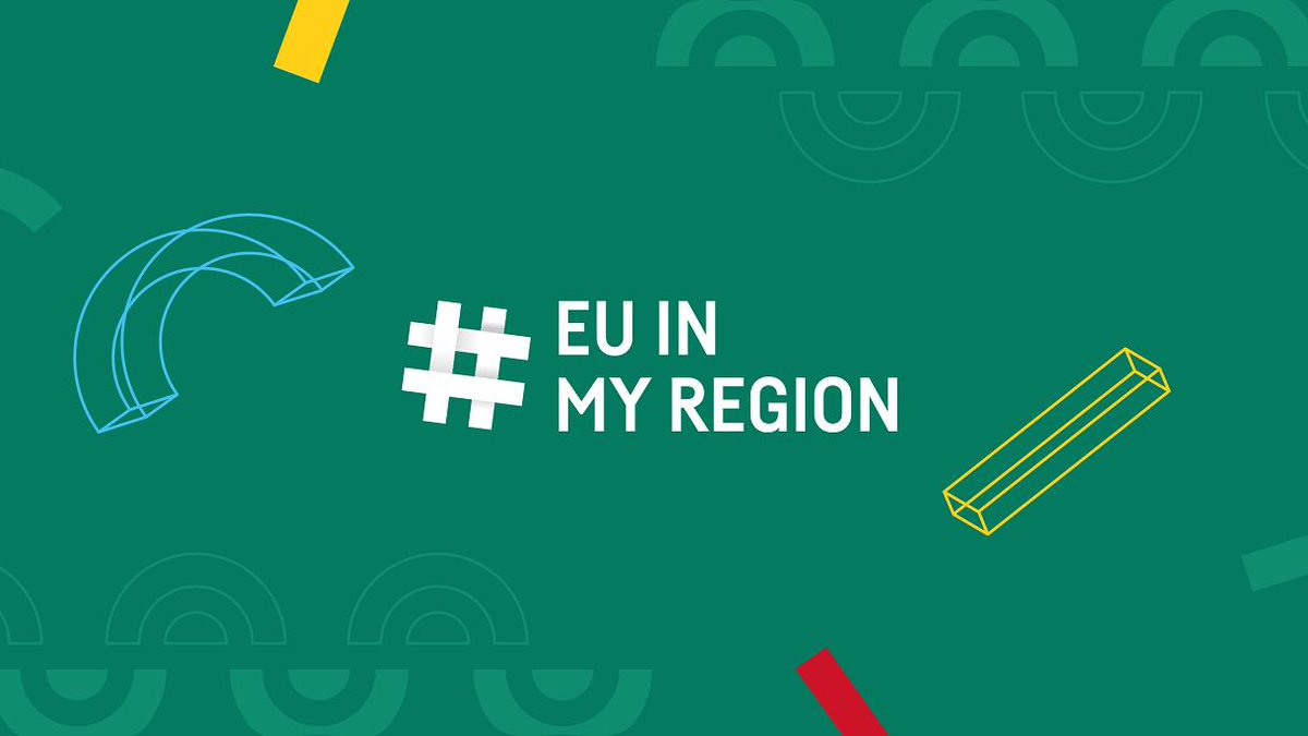 Image for the Tweet beginning: Do you like stories?📖 The #EUinmyregion