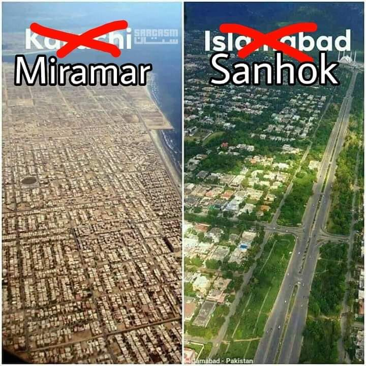 Pakistani Cities Name if compared to #PUBG Maps- Islamabad