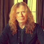 Image for the Tweet beginning: Megadeth's Dave Mustaine Has Been