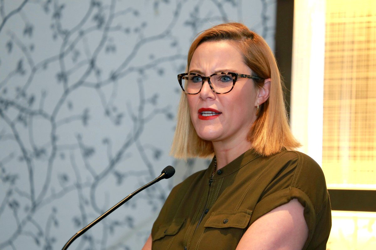 Thanks to @secupp for joining us at the 2019 Advocacy Summit! Our members enjoyed hearing about the white-hot intersection of politics and media in today's digital age. #ASPSsummit19 #PlasticSurgery