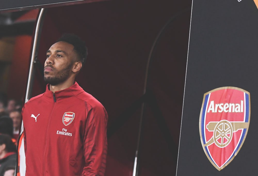 The only player to finish as top scorer in the Bundesliga and the Premier League! Hes scored 30+ goals in each of the last four seasons. Happy birthday, Pierre-Emerick Aubameyang.