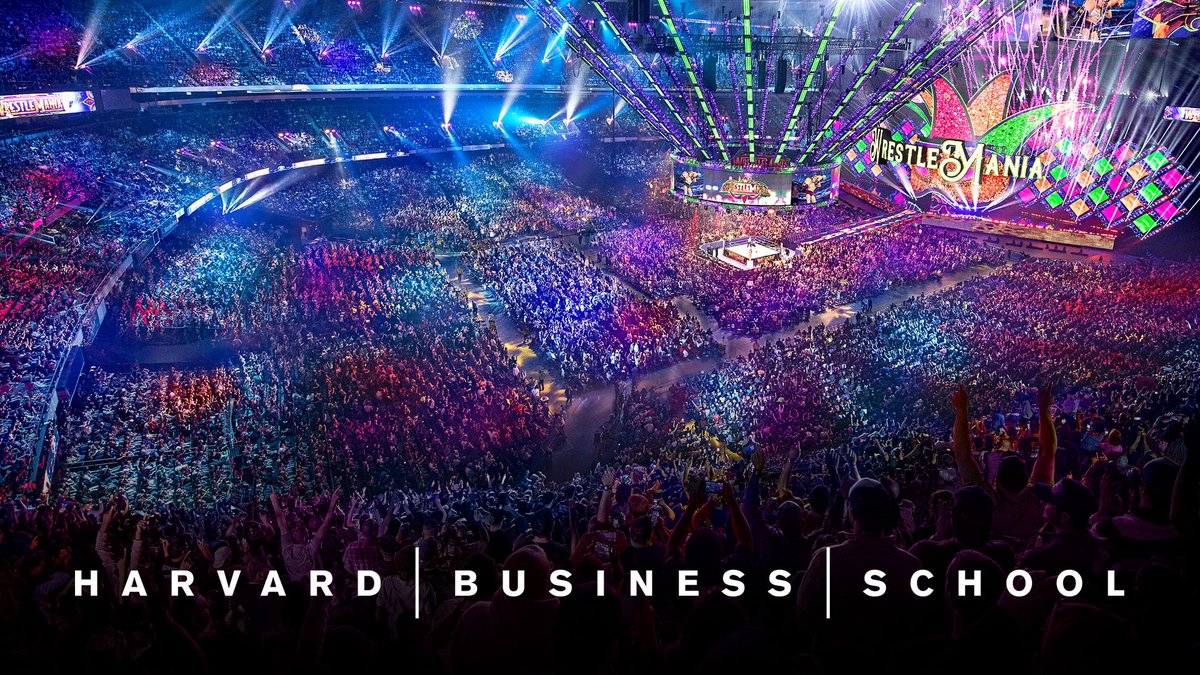 WWE Course To Be Offered At The Harvard Business School This Fall, Triple H Comments