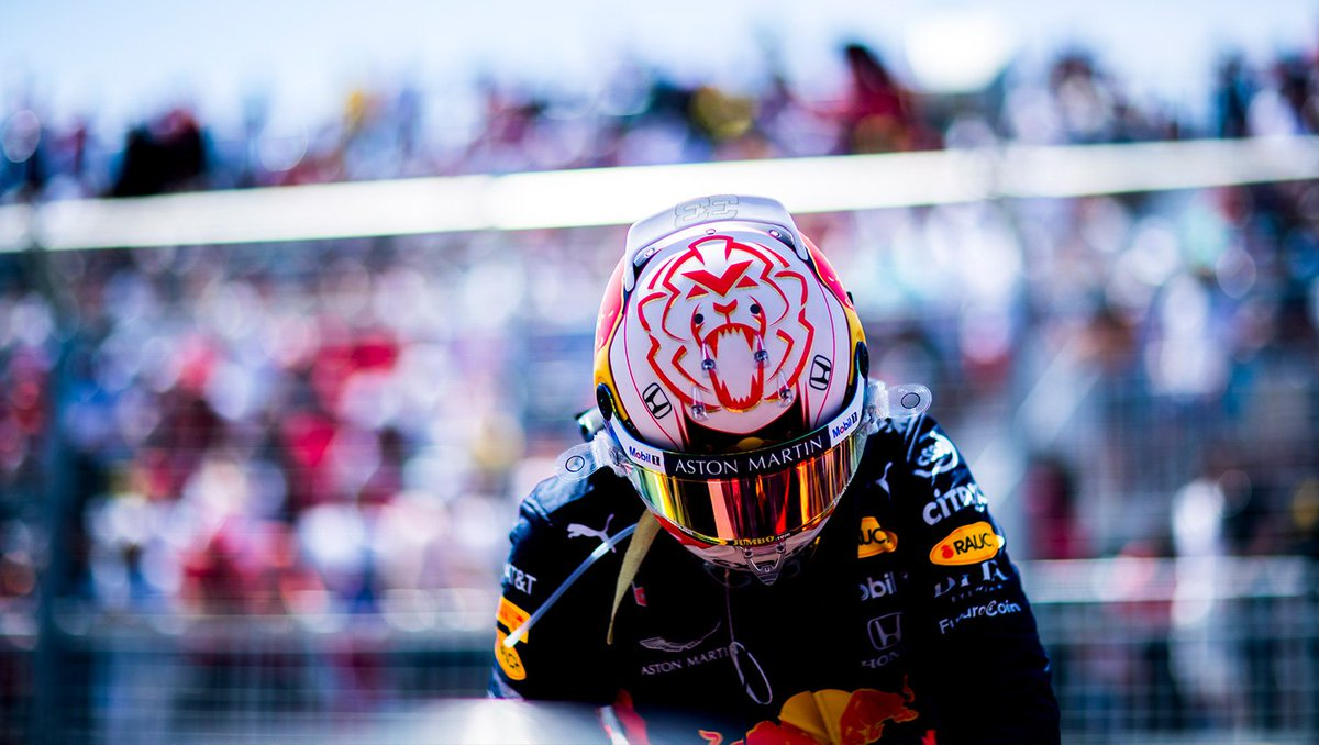"""🗣 """"We're working hard to improve all aspects. I feel comfortable in the car so I hope we will be able to challenge the frontrunners more closely in France."""" 👊 @Max33Verstappen ahead of the #FrenchGP 🇫🇷👉 https://win.gs/FRAGPPrev  #F1"""