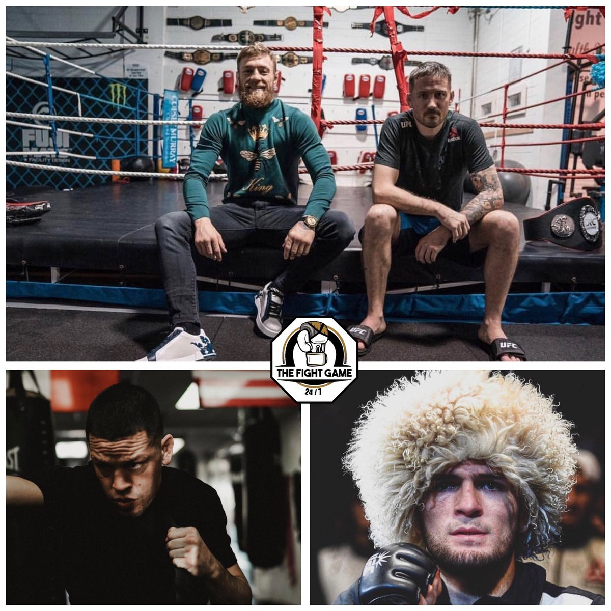 John Kavanagh (@John_Kavanagh) still wants Diaz trilogy for Conor McGregor but 'very confident' in Khabib rematch.  Who does Conor fight next?  Do you want the Diaz trilogy or the Khabib rematch? Comment below ⬇️.  #UFC #MMA #ConorMcgregor #NateDiaz #Khabib