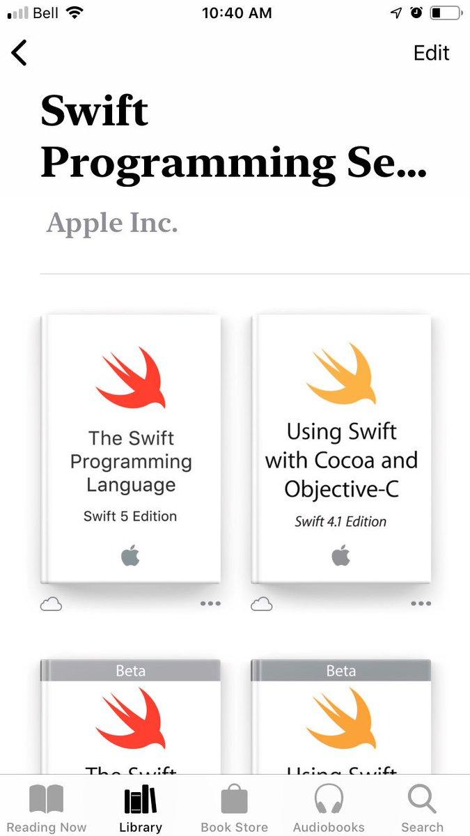 Swift Developer Blog (@SwiftVideoBlog)   Twitter