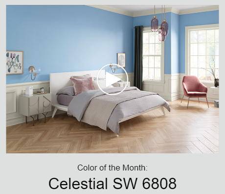 Sherwin-Williams June 2019 Color of the Month