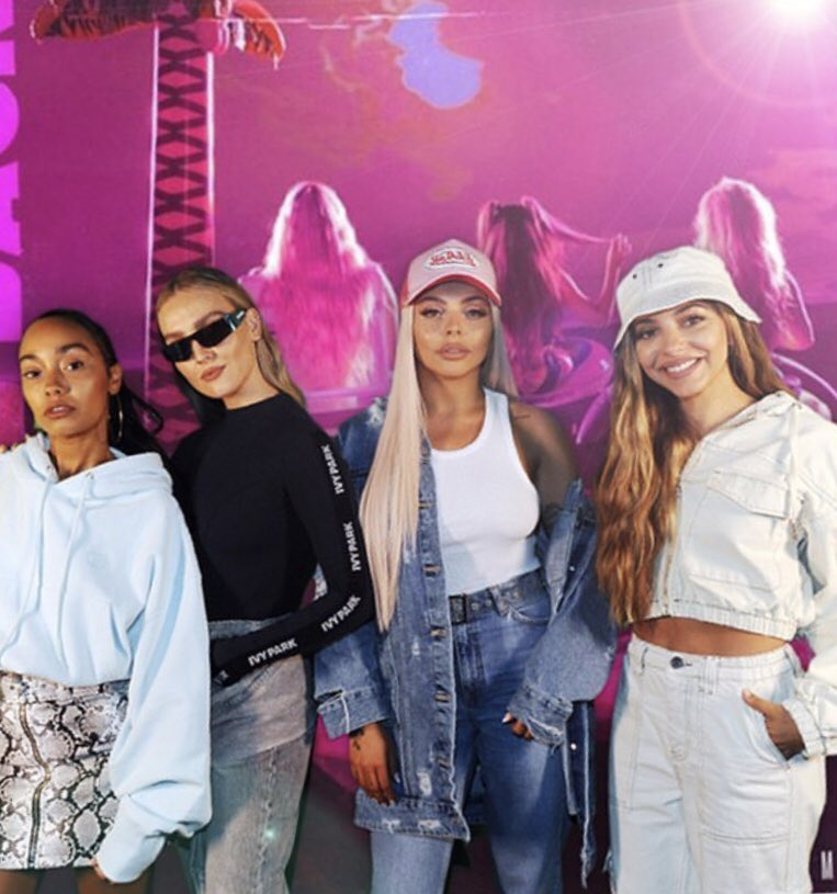| @LittleMix at BBC Radio 1! #BounceBack <br>http://pic.twitter.com/CtJruOm8HI