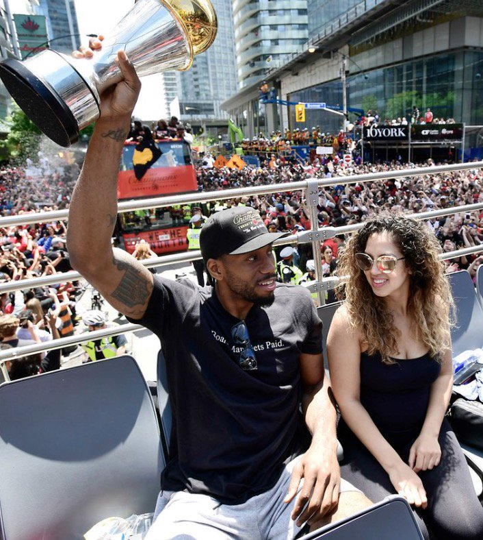 Robert Littal Bso On Twitter How Kawhi Leonard S Girlfriend Kishele Shipley Is Just Like Him Photos Of Her Celebrating Raptors Championship Pics Vids Https T Co L4tzyx77tb Https T Co Jkcr6uyidm