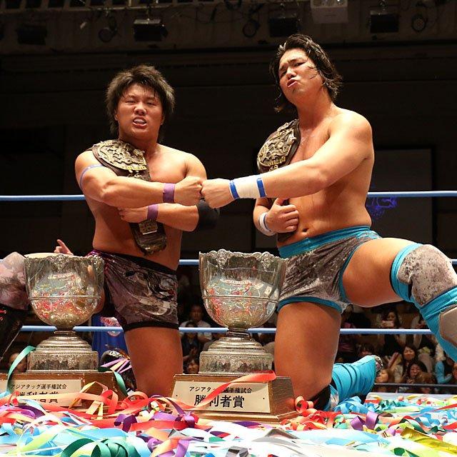 "AJPW: ""Dynamite Series 2019"" Evolution homenajea a Aoki 6"