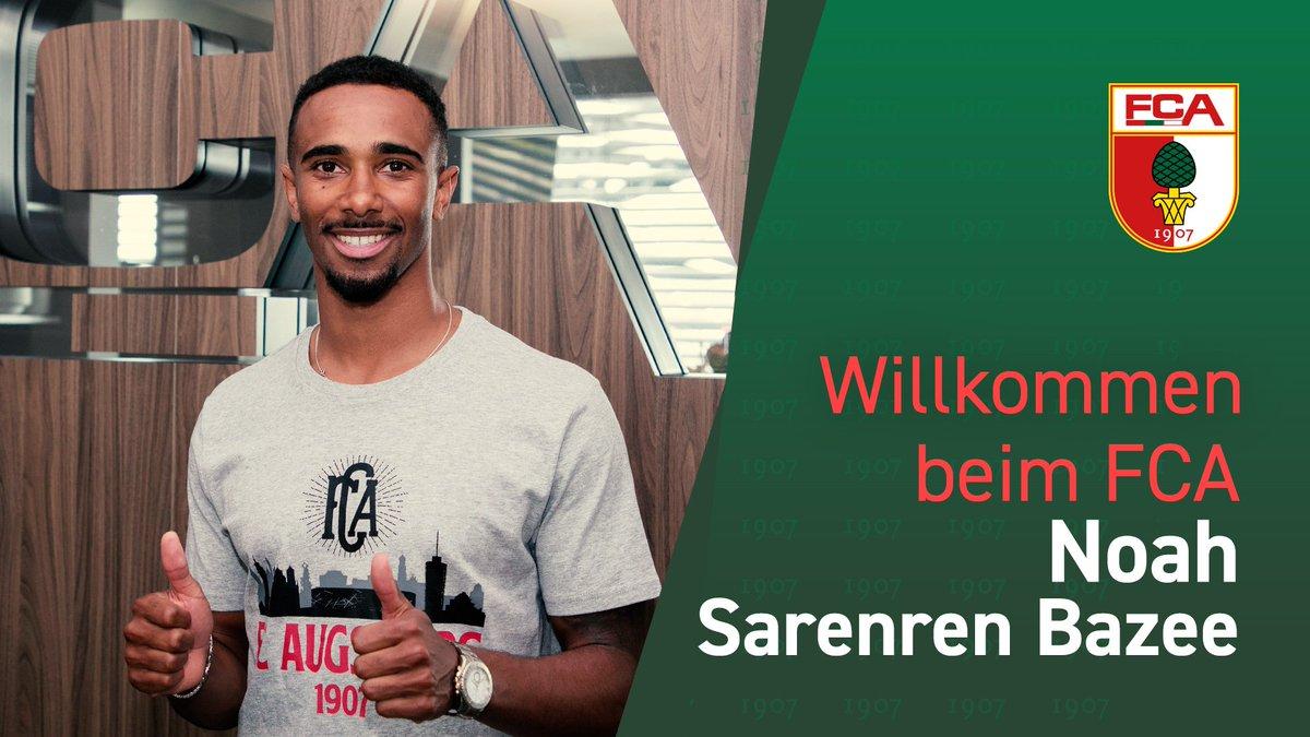 Noah Sarenren Bazee
