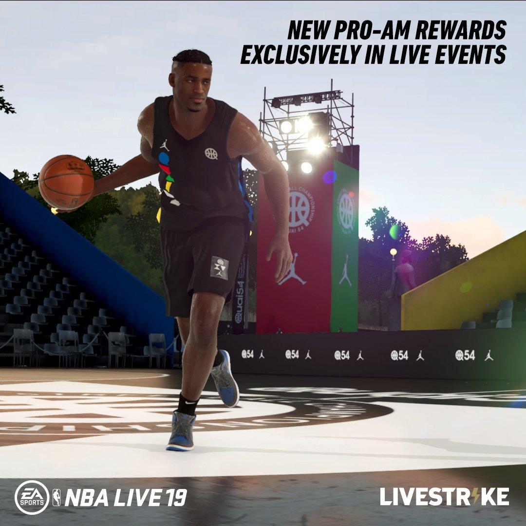 EA SPORTS NBA LIVE (@EASPORTSNBA) | Twitter