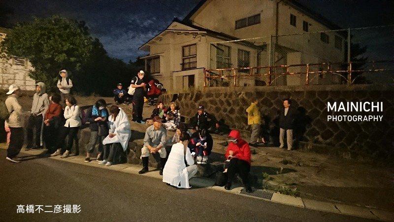画像,18日午後10時22分ごろ、#新潟県村上市 で #震度6強 の #地震 がありました。気象庁によると、震源地は #山形県沖 で地震の規模はマグニチュード6・8と…