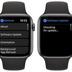 Image for the Tweet beginning: Apple Watch Gets Over-the-Air Software