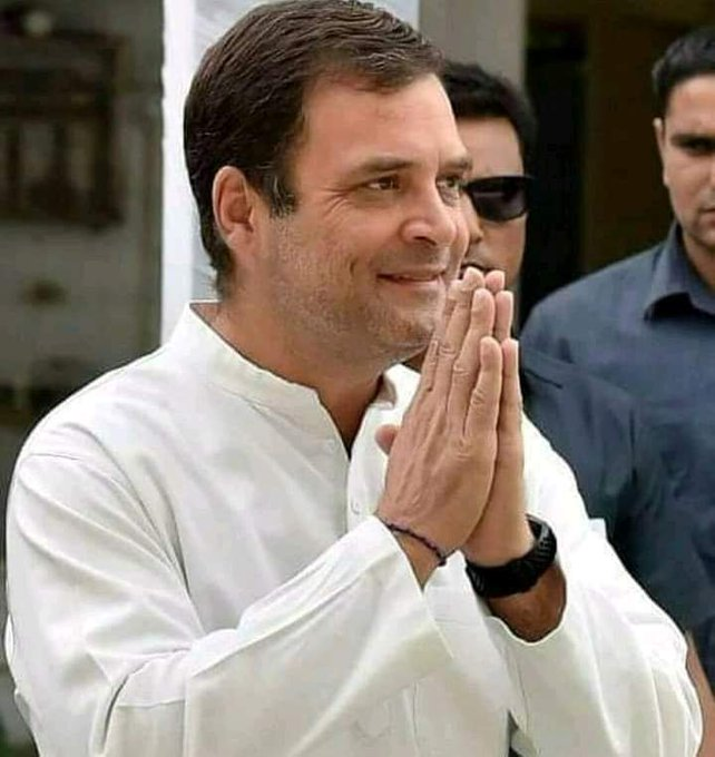 Happy birthday to you shri Rahul Gandhi ji