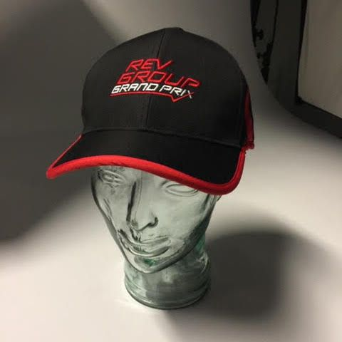 Will you be attending the #REVGroupGP at @RoadAmerica. Be one of the first 500 First Responders on-site Saturday or Sunday and youll get a free tribute hat!