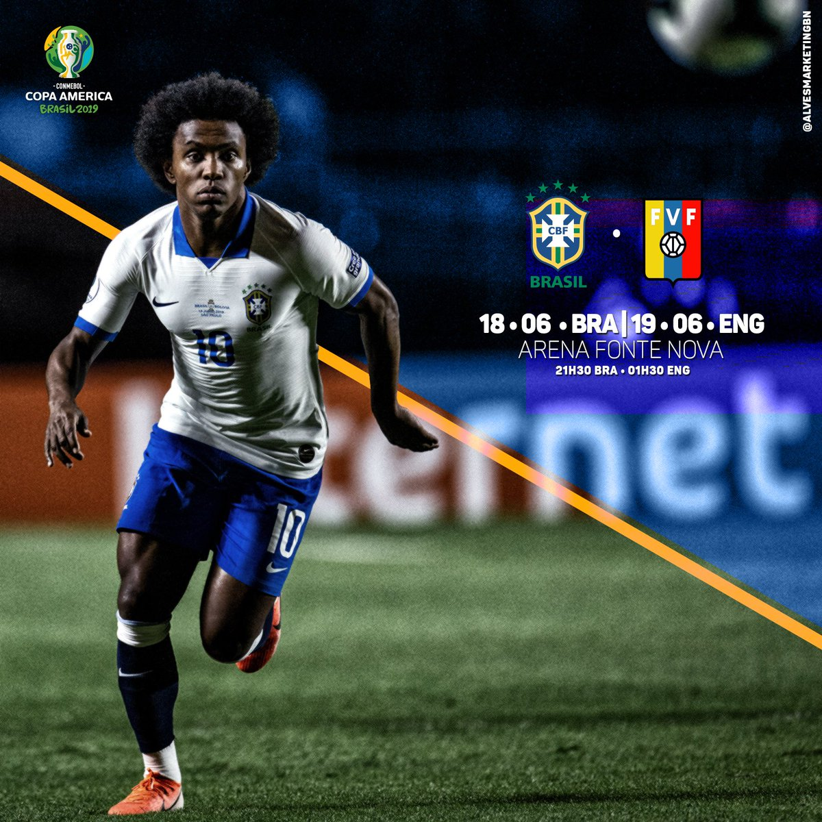 Willian @willianborges88