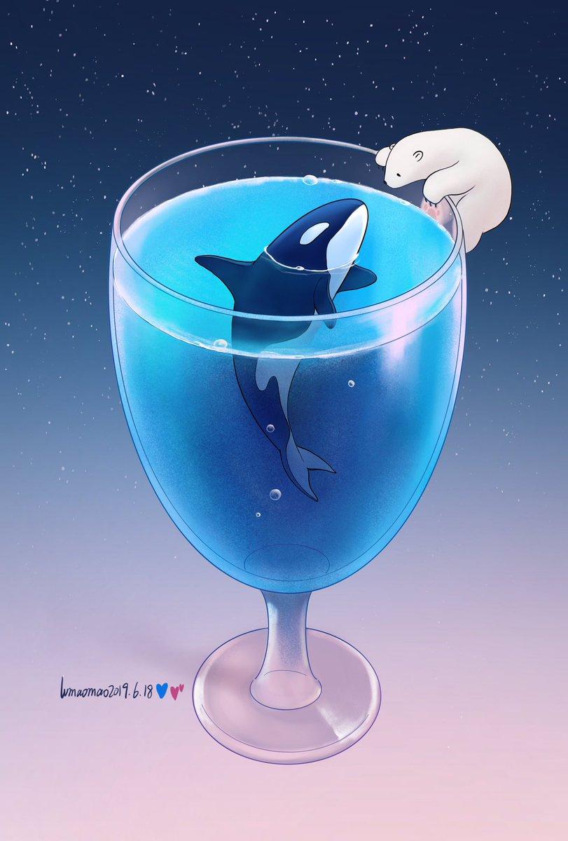 "A drink named ""Polca""Cheers!#taynewfanart #taynew #เตนิว #polca  #โพก้า<br>http://pic.twitter.com/gJzwHquPBe"