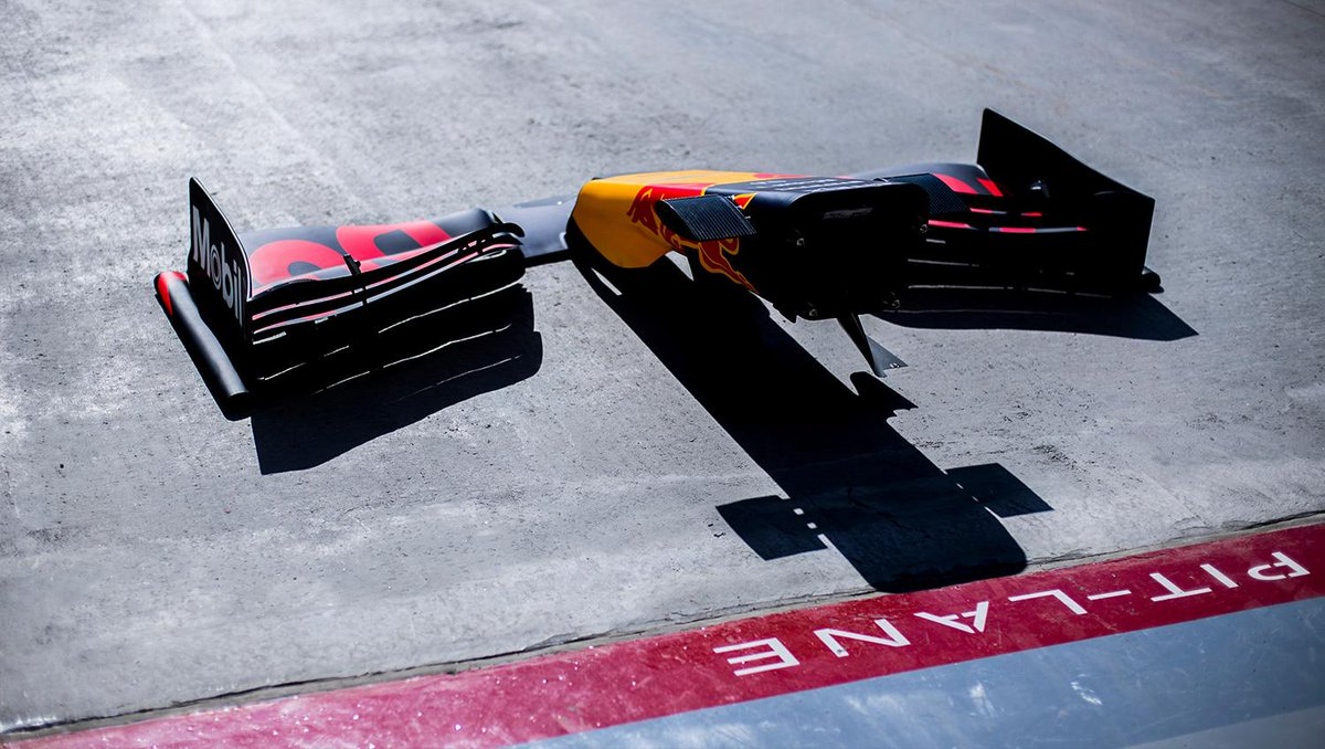 When we said Red Bull #givesyouwings...  We really meant it  #F1<br>http://pic.twitter.com/PFKutq8sM5