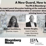 Image for the Tweet beginning: On the IPA panel in