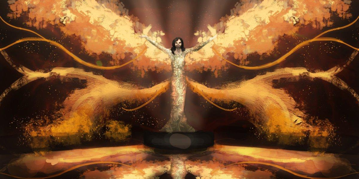 Conchita Wurst #conchita #conchita_wurst #pride #pridemo #pridemonth20 #Eurovision  #eurovision2014