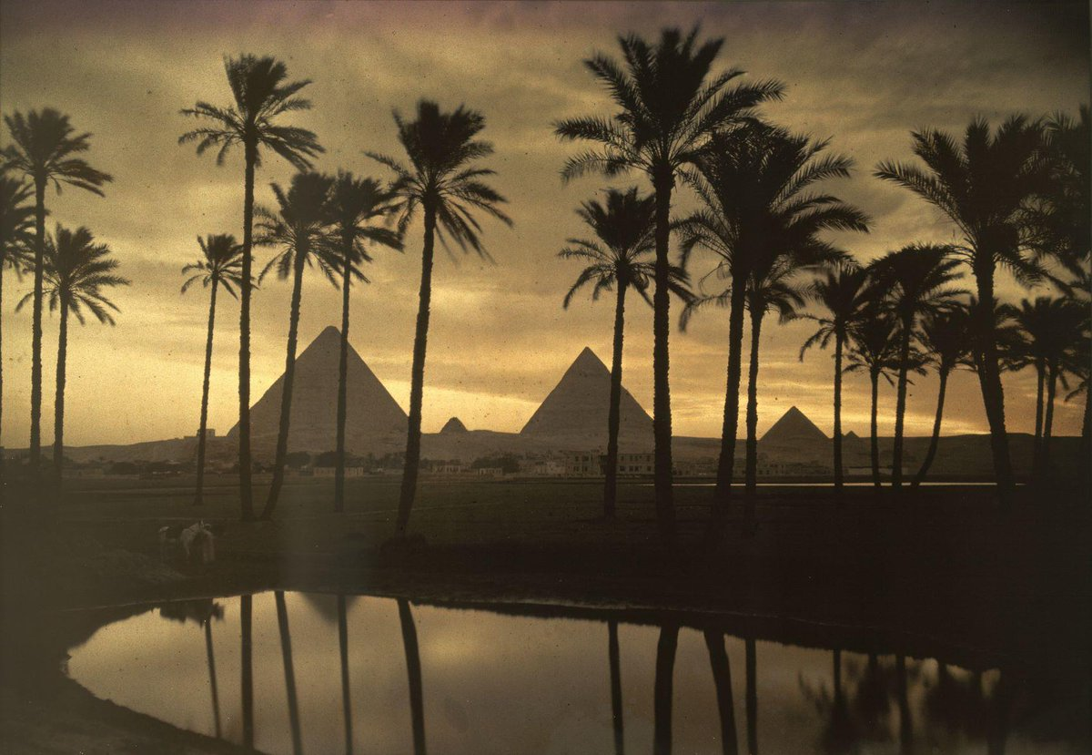 In Ancient Egypt the Nile dictated all aspects of life. Farming depended on the annual flood and the dead journeyed along the river to the afterlife. The desert preserved the ancient empire and is an incredible source of knowledge. Learn more at our #QueensOfEgypt exhibition.