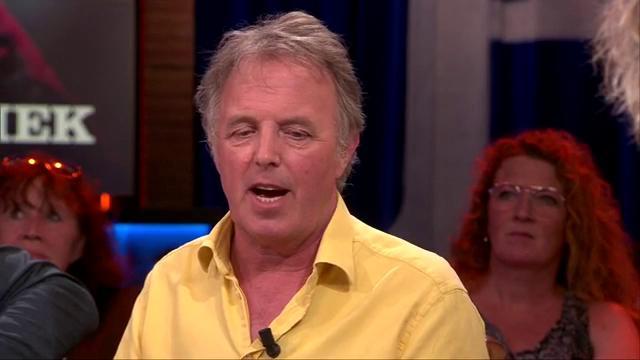 """Bob Fosko van De Raggende Manne heeft slokdarmkanker: """"Ik was niet verdrietig"""""""