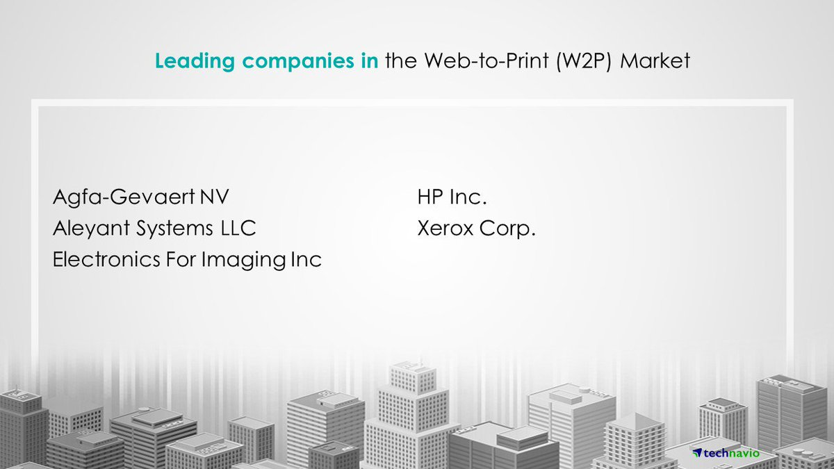 web-to-print market