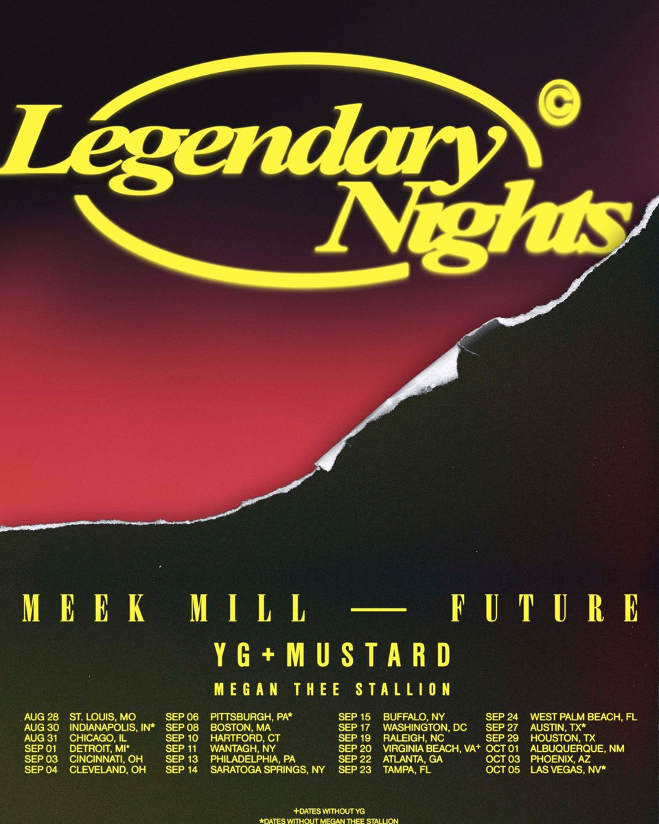 @MeekMill's photo on #LegendaryNights
