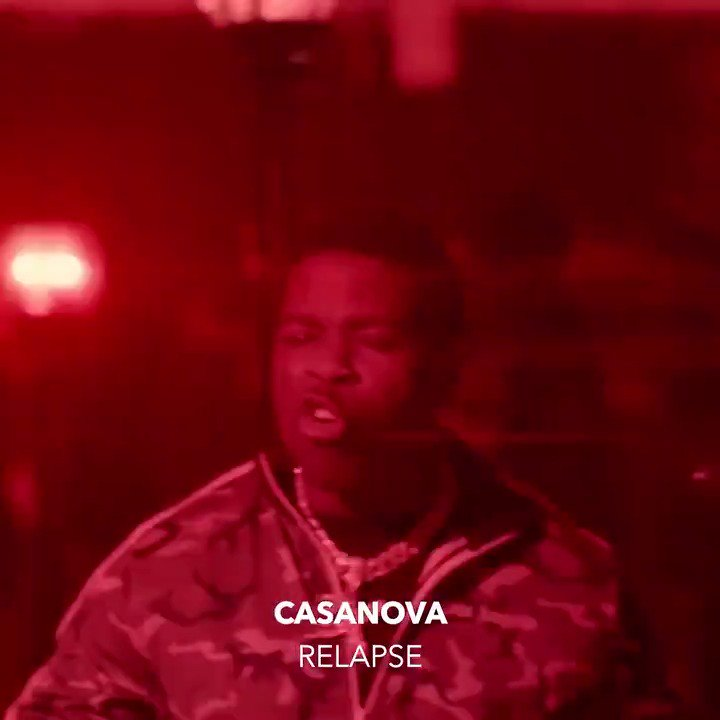 "Watch @casanova_2x ""Relapse"" as he leads a militia in his latest video. Head to the underworld with the Brooklyn rapper now! 🔥 ⠀⠀⠀⠀⠀⠀⠀⠀⠀ ▶️ https://www.youtube.com/watch?v=WDF5UlA8JQM …"