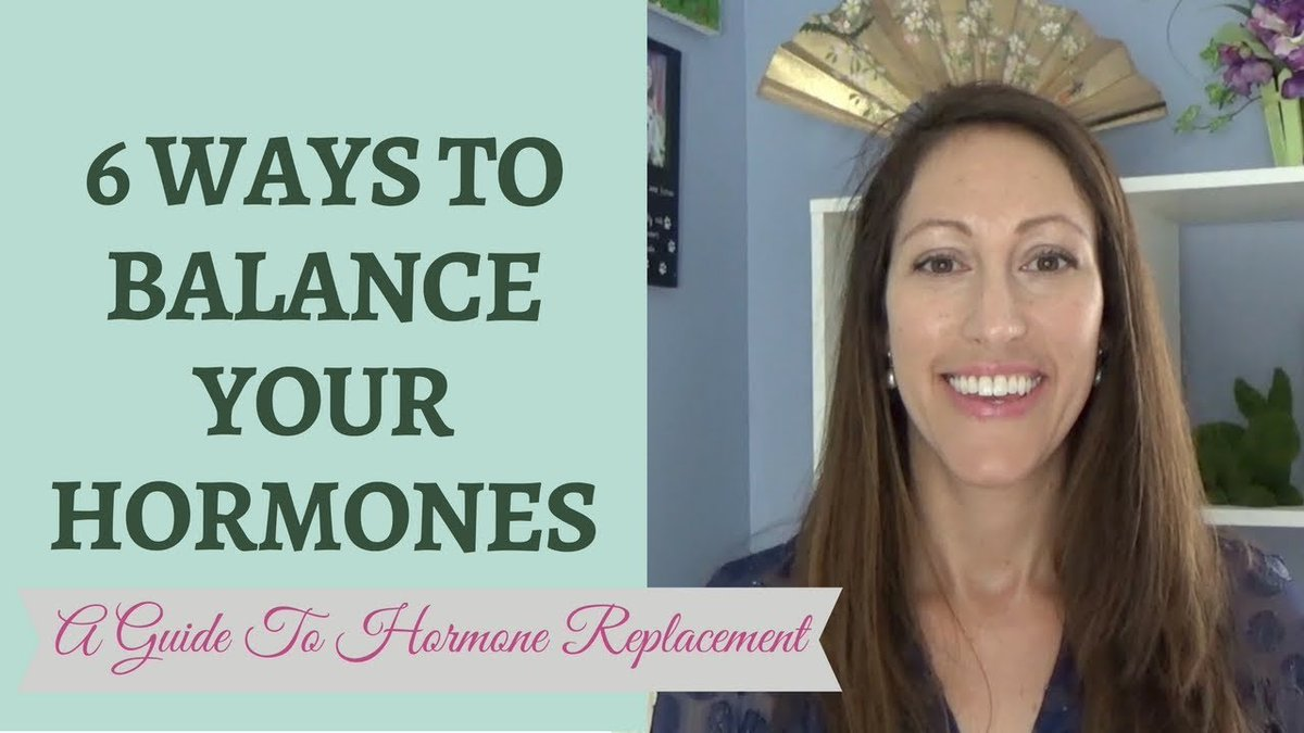 As a #NaturopathicPhysician, a large focus of my practice is balancing #womenshormones naturally, particularly with women in #perimenopause and #menopause. In this video I'm also answer 3 viewer questions about #hormonebalancing. https://youtu.be/JJ9MKguS4NY