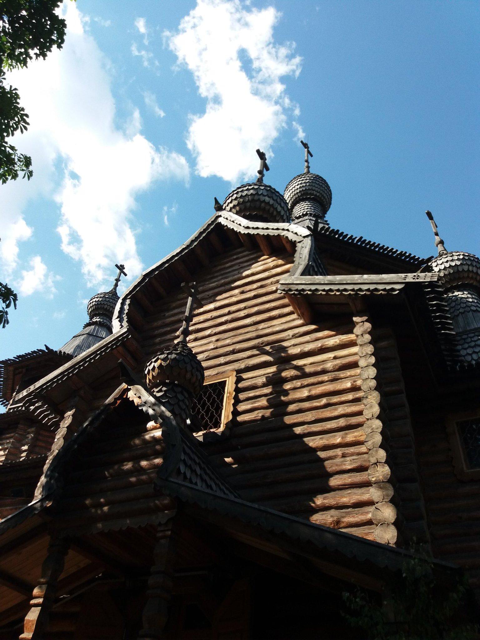 деревянные церкви нижегородской области фото помощью