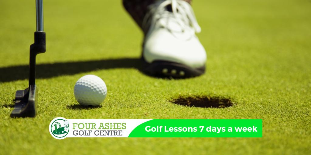 #SolihullHour Did you know we offer #GolfLessons 7 days a week from 9:30am until 9:30pm to fit around your busy schedule #SolihullHour   Take a look at http://bit.ly/FourAshesLessons… for more information