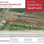 Image for the Tweet beginning: Vacant land available in Norton,