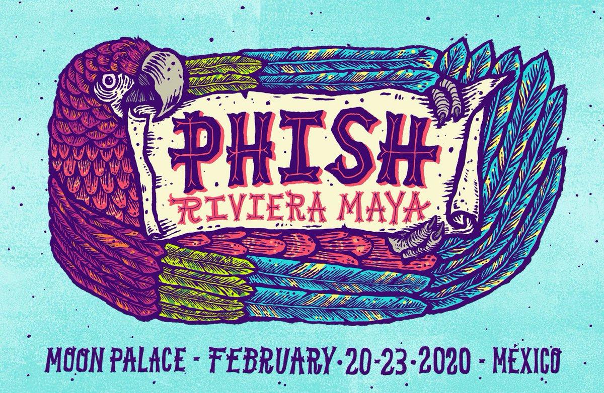 Phish: Riviera Maya (@PhishRivMaya) | Twitter