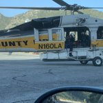 Image for the Tweet beginning: Hiker rescued by @MontroseSAR &