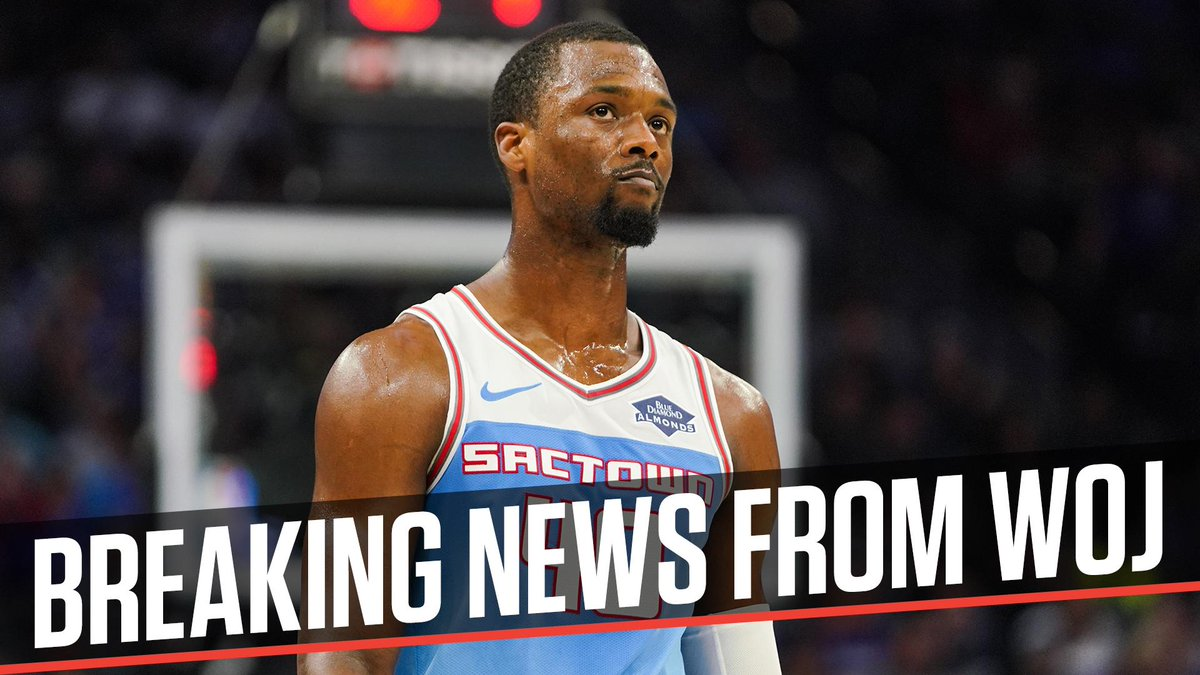 Breaking: Harrison Barnes is declining his $25.1M player option to become an unrestricted free agent, via @wojespn.