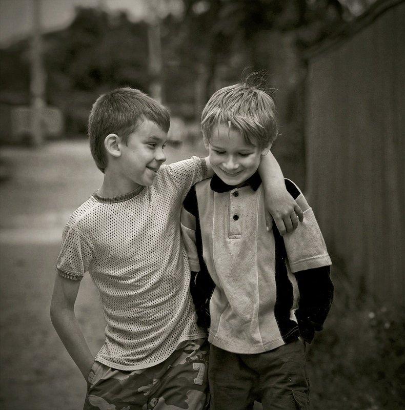 Картинки о верной дружбе