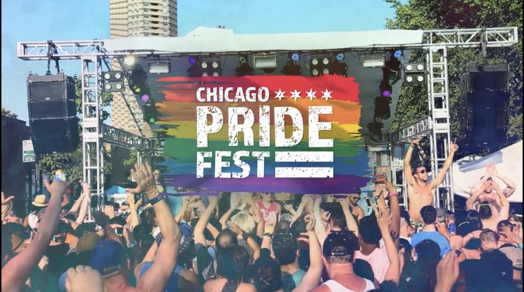 I'm excited to announce that I'll be hosting the Chicago PrideFest mainstage for the first time ever this year! 1PM-5PM! <br>http://pic.twitter.com/olwRly2Lul