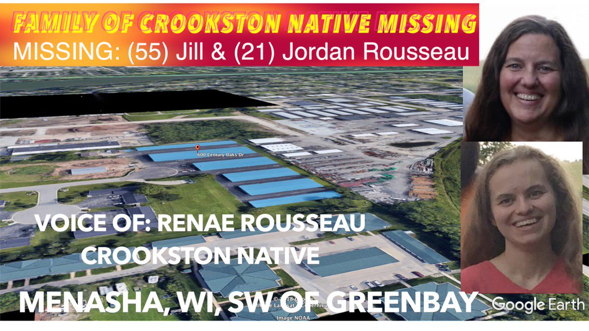 BREAKING NEWS: Family Of Crookston Native Missing In Wisconsin. CLICK FOLLOWING LINK, THEN SCROLL DOWN TO WATCH REPORT AT:  http://www. iNewZ.TV    <br>http://pic.twitter.com/QkdiA2z88G