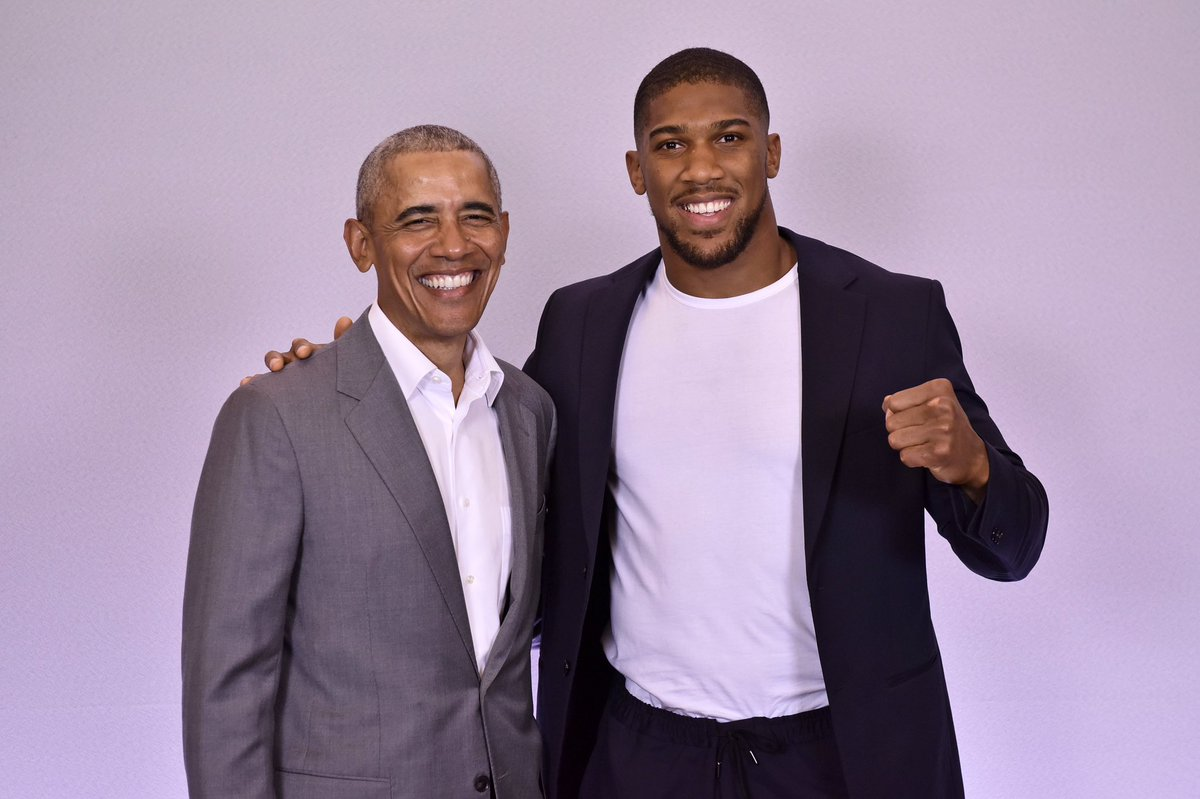 CEO Summit. A long way from where it all started 🌍 @BarackObama