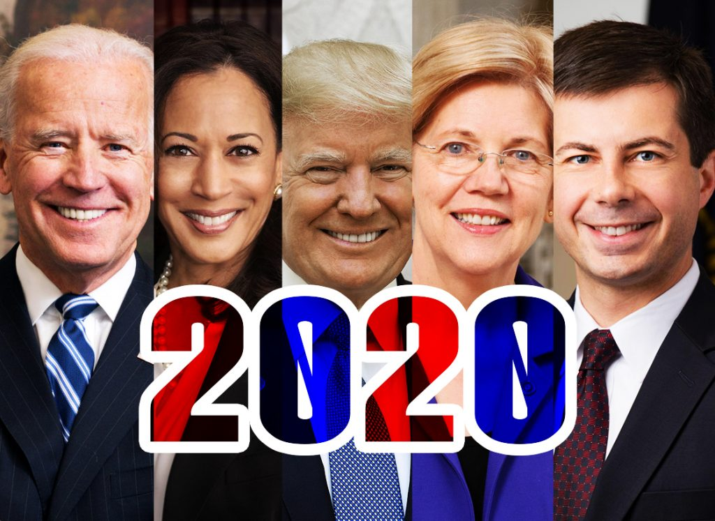 Are you ready for 2020? Test your knowledge on the current field of presidential candidates with this short quiz: http://bit.ly/2XCFlER 🗳️  #2020election #2020 #president @ballotpedia @LWVTexas