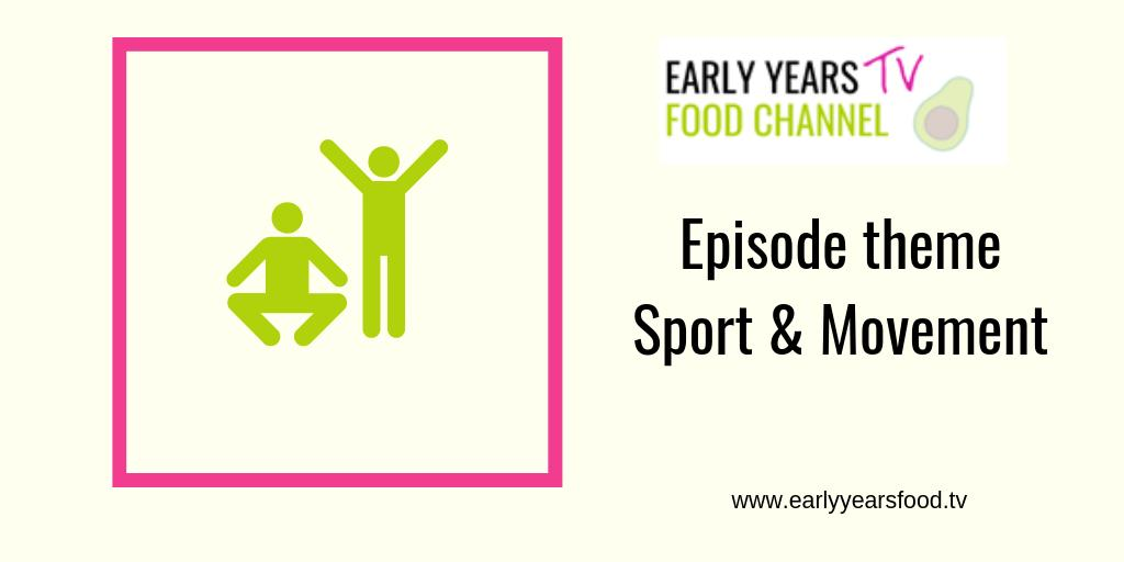 #Episodes coming up on #EarlyYears #Food Channel - we are in conversation with an #England #International #Rugby player on the importance of early years #sport and #movement - an interview with @vixter15 Vicky MacqueenBEM #British #Empire #Medal #obesity #mentalhealth #confidence