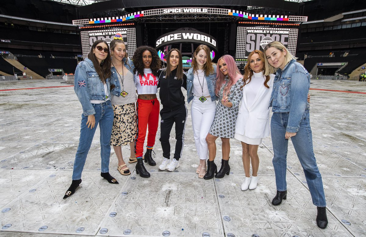 Spice girls tour dates 2019